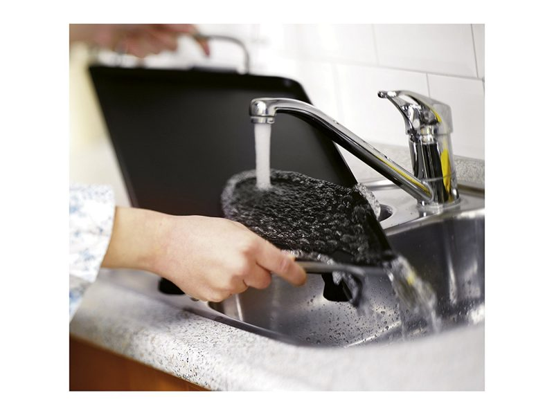 bistecchiere più facili da pulire in ghisa